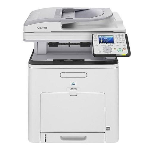 Absolute Toner Pre-owned Canon imageCLASS MF9220Cdn Color Laser Multifunction Printer NEW Repossessed Office Copiers In Warehouse