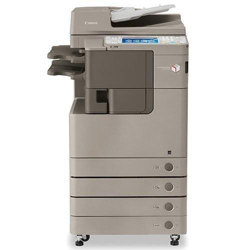 Pre-owned Canon ImageRUNNER Advance 4235 Monochrome Copier Printer Scanner Photocopier - Only 800 Pages Printed