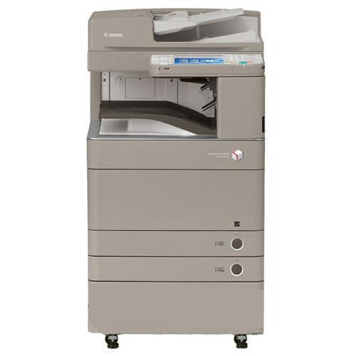 Pre-owned Canon imagerunner ADVANCE C5035 IRAC5035 Color Copier Printer Scanner Fax 11x17 12x18