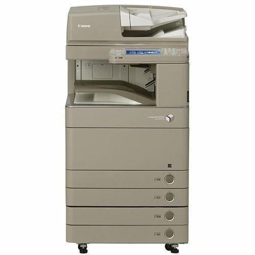 Pre-owned Canon imageRUNNER ADVANCE C5045 Color Copier - 45 PPM Scan 100 IPM Single Pass Duplex Scan Copy