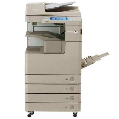 Pre-owned Canon ImageRUNNER Advance IRA-4035 Monochrome Copier Printer Scanner Fax b&w Photocopier