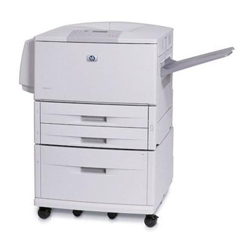 Absolute Toner Pre-owned HP LaserJet 9050DN 9050 Monochrom Printer Office Copiers In Warehouse