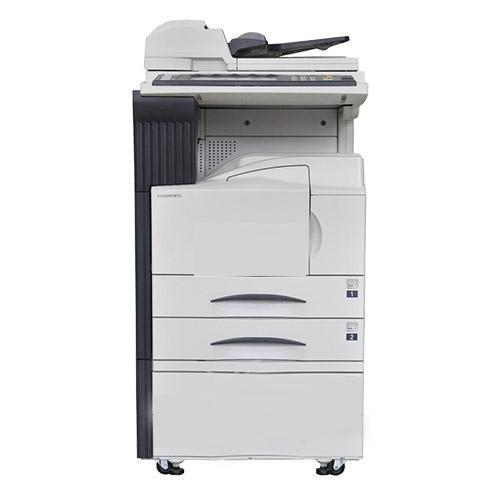 Absolute Toner Pre-owned Kyocera KM-4035 Black and White A3 11x17 Multifunction Printer Copier Scanner Fax Office Copiers In Warehouse