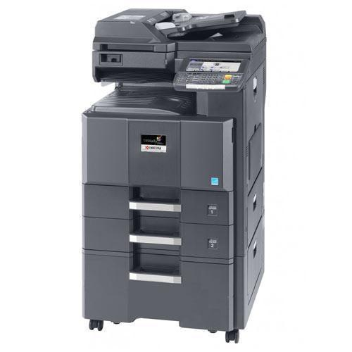 Pre-owned Kyocera TASKalfa 2550ci Compact Colour Multifunctional Copier Printer Scanner Fax 11x 17