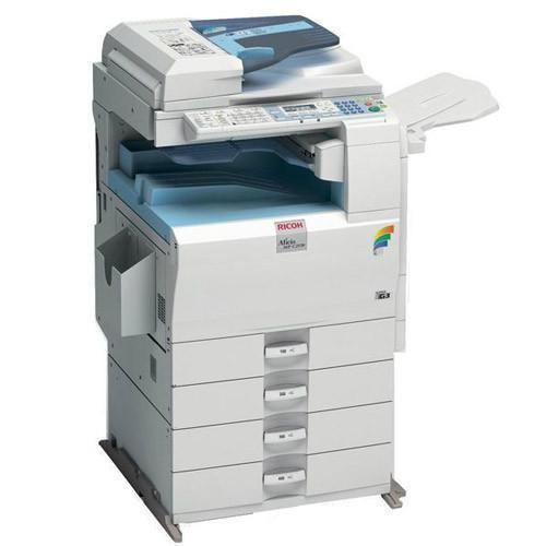 Pre-owned Ricoh Aficio MP C2051 Colour Copier Printer Scanner