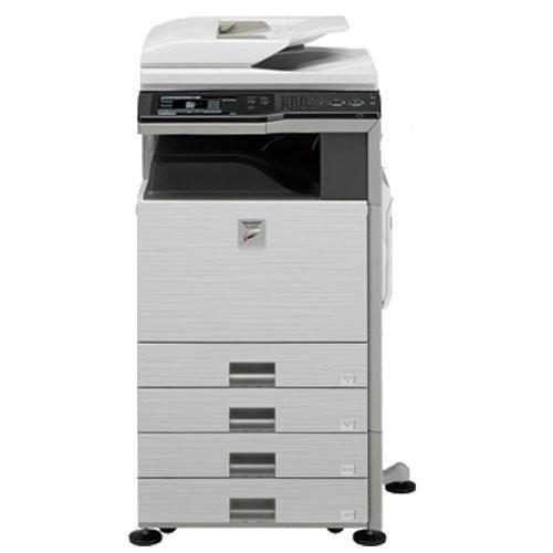 Absolute Toner Pre-owned Sharp MX-2600N Color Copier Laser Printer Fax Printer Photocopier Copy Machine on Lease or Buy (Promo) Color Office Copiers