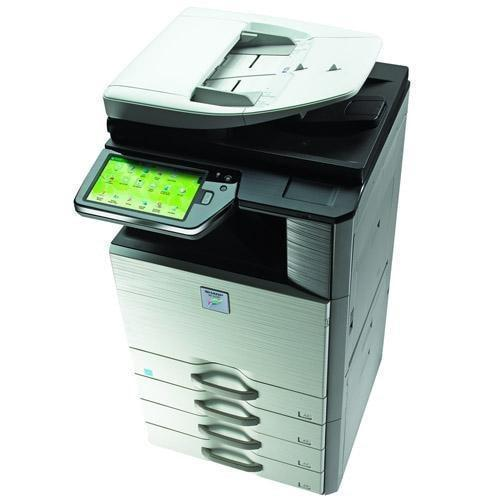 Absolute Toner Pre-owned Sharp MX-2610N 2610 Color Copier Scanner Printer Scan 2 email Fax 11x17 USB Office Copiers In Warehouse