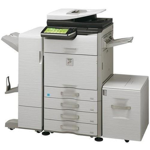 Absolute Toner Pre-owned Sharp MX3110N Color Copier Laser Printer fax Printer Colour Photocopier Copy machine (3110 3110N) Color Office Copiers
