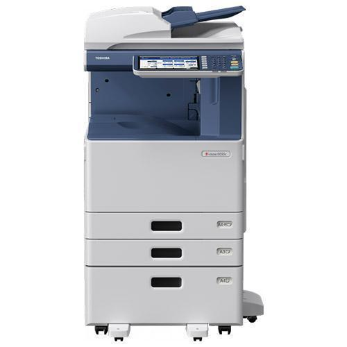 Pre-owned Toshiba e-STUDIO 2555c Color Copier Printer Scanner Scan to Email Fax - Amazing Colour Quality 25 PPM 11x17 REPOSSESSED Only 21k Page Count