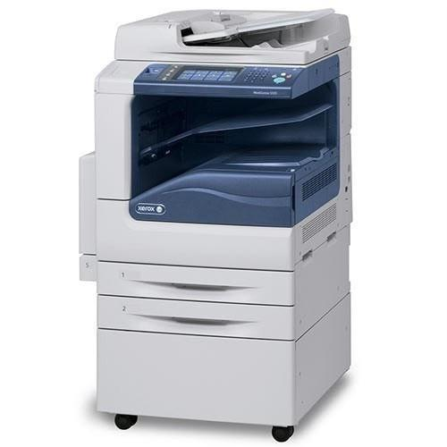 Pre-owned Xerox WC5330 b&w Laser Multifunction Copier Tabloid monochrome Copy Machine