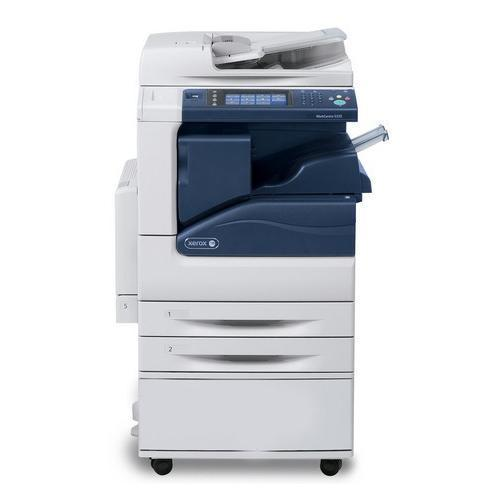 Absolute Toner REPOSSESSED Xerox WorkCentre WC 5325 Monochrome Copier Newer mode Office Copiers In Warehouse