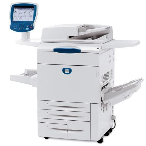 Absolute Toner Pre-owned Xerox WorkCentre WC 7775 Color Multifunction Printer 11x17 with Fiery REPOSSESSED Only 10k Pages Printed Warehouse Copier