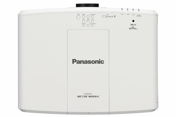 Absolute Toner Panasonic PTMZ770U 8000 Lumen 3LCD Solid Shine Laser Projector Projector