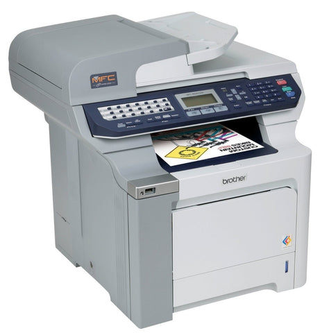 Refurbished Brother MFC-9840CDW Colour Laser Printer