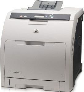 Refurbished HP Colour 3800DTN Laser Printer For Pick-Up Only