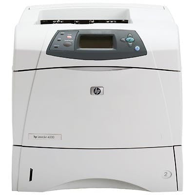 Absolute Toner Refurbished HP LaserJet 4200tn Monochrome Printer Laser Printer