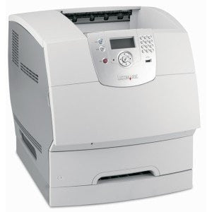 Refurbished Lexmark T644 Laser Monochrome Printer For Pick-Up Only