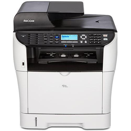 Ricoh SP-3510SF Black and White Laser Multifunction Printer Refurbished