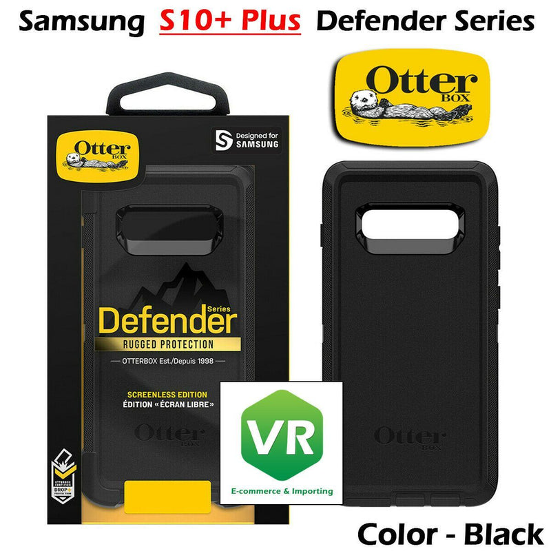 Absolute Toner OtterBox Samsung Galaxy S10+ Defender Series Screenless Edition Case SmartPhone