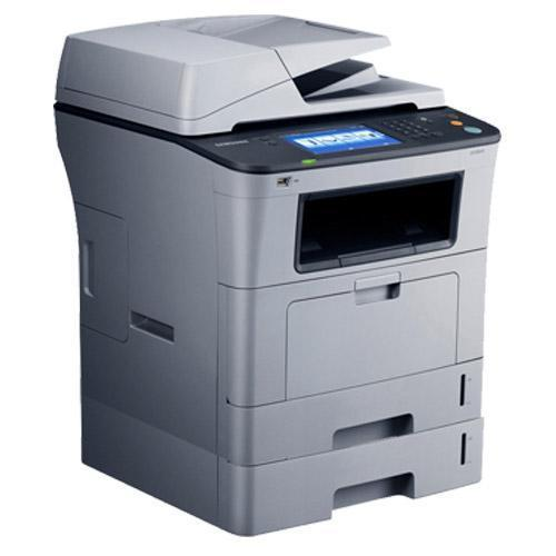 Samsung SCX-5935FN Monochrome Multifunction Laser Printer Copier Scanner Fax With 3 Toners