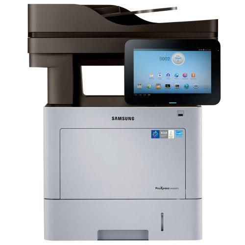 Samsung ProXpress SL-M4580FX Monochrome Multifunction Printer wireless 45PPM Pre Owned