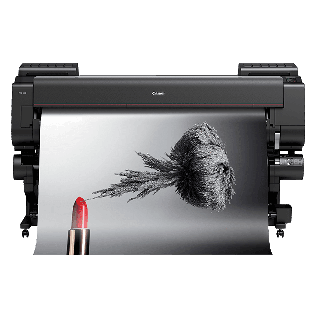 "Absolute Toner 60"" Canon ImagePROGRAF PRO-6000S Graphic Color Large Format Printer Large Format Printer"