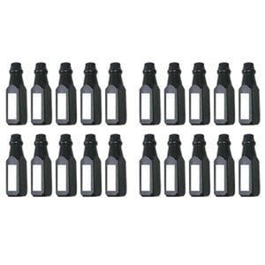 Toner Bottles Compatible for HP 501A & 502A Package of 20