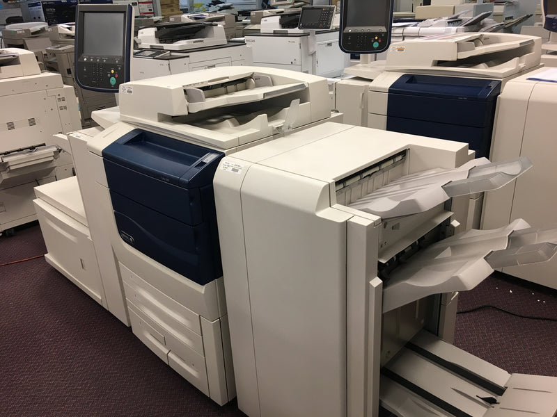 Xerox Color 560 Finisher with Booklet Maker A-FN03
