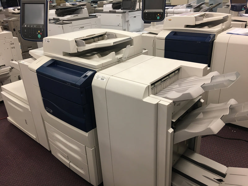 Absolute Toner Xerox DocuColor DC 250 Oversize High-Capacity Feeder SRA3 Tray Showroom Copier accessories