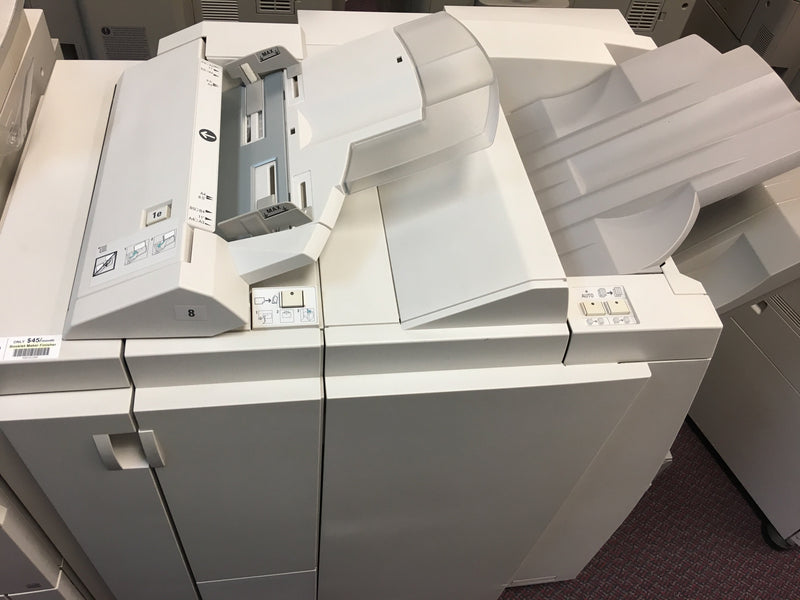 Xerox DocuColor DC 260 Finisher with Booklet Maker