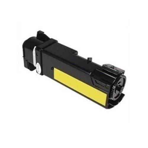 Xerox Phaser 6500 / WorkCentre 6505 Compatible Yellow Toner Cartridge (106R01593)