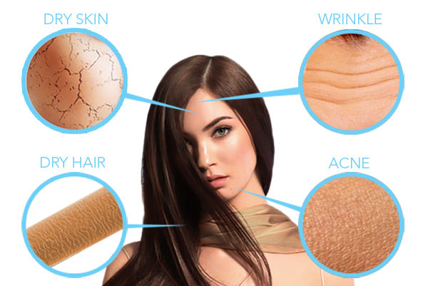 argan oil benefits on women hair and skin