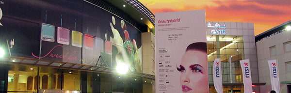 trade show beauty world middle east