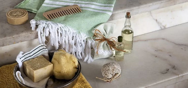 essential products for hammam