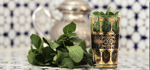 hammam mint tea