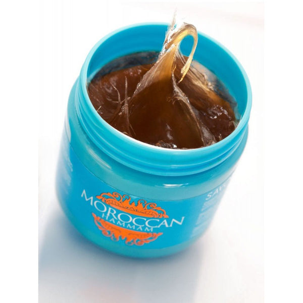 Moroccan Black Soap 180ML