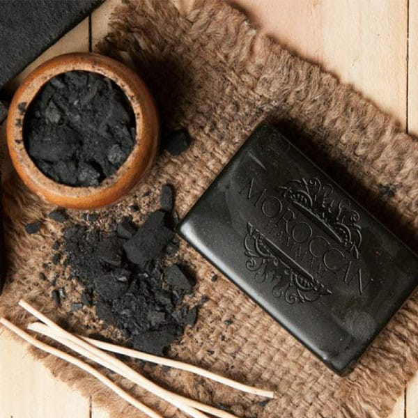 Organic black soap ingredients
