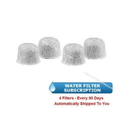 WHIRLPOOL Water Filter Subscription (4 Pack)  -  8212405-4S