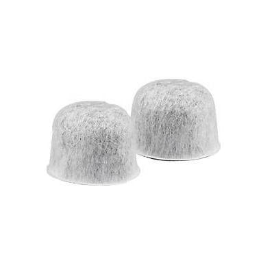DELONGHI Charcoal Water Filters (2 Pack)  -  KW696196-2