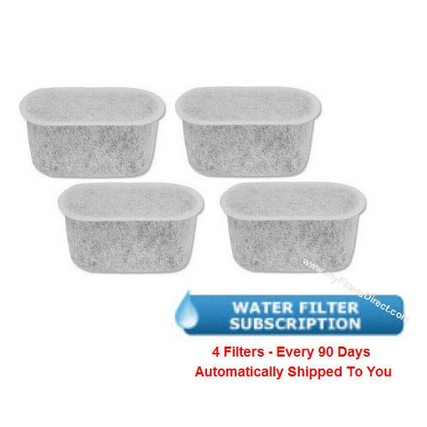 CUISINART Water Filter Subscription (4 Pack)  -  DCC-RWF-4S