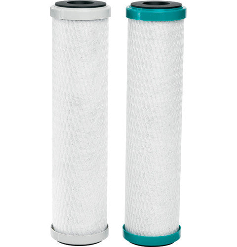 GE Dual Stage Drinking Water Replacement Filter (VOC) - FXSVC