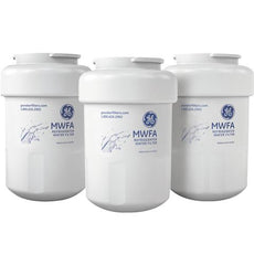 GE Refrigerator Water Filter (3 Pack) - MWFA3PK