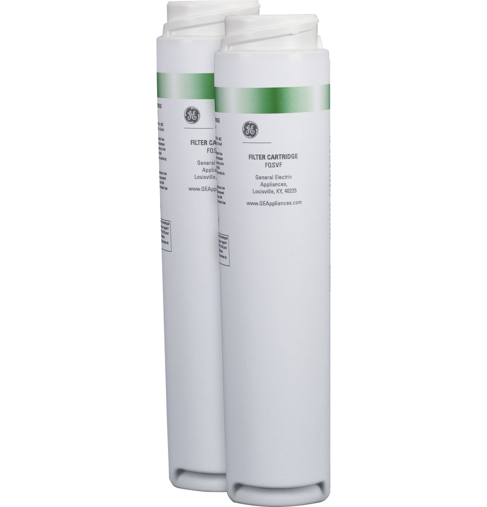 GE Dual Stage Drinking Water Replacement Filters (Lead/Cyst/VOC) - FQSVF