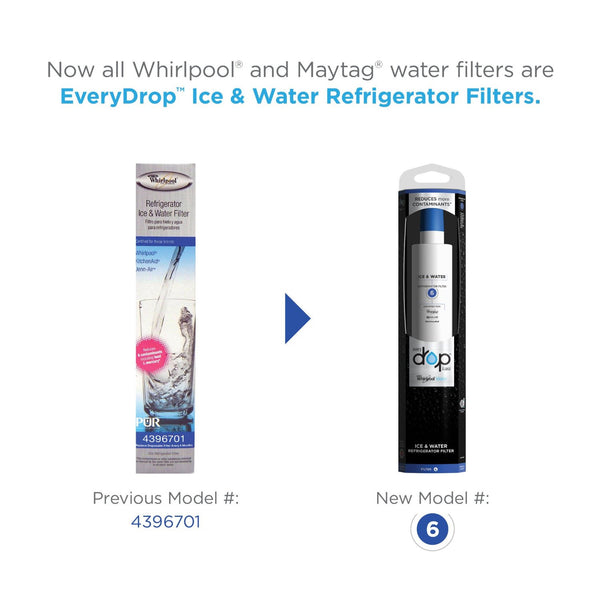 Everydrop By Whirlpool Filter 6 Ice Amp Water