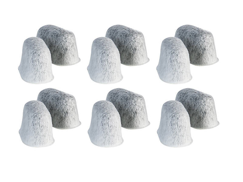WHIRLPOOL Charcoal Water Filters (12 Pack)  -  W10327041-12