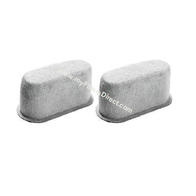 WHIRLPOOL Charcoal Water Filters (2 Pack)  -  W10322629-2