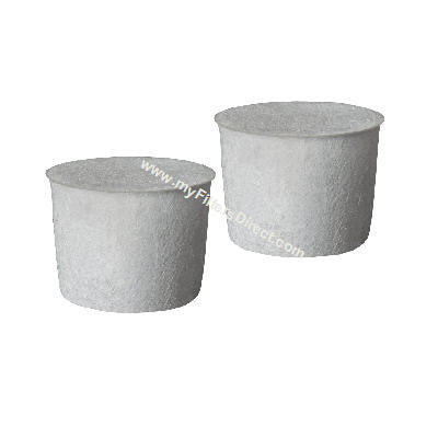 WHIRLPOOL Charcoal Water Filters (2 Pack)  -  w10272322-2