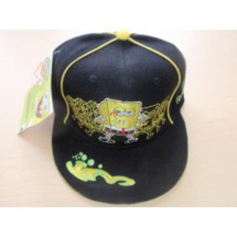 Sponge Bob Keep It Real Fitted Hat