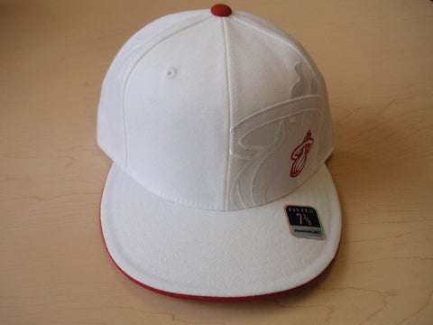 Miami Heat Double Logo Fitted Hat
