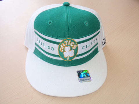 Boston Celtics Fitted Hat